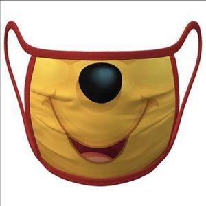 Winnie the Pooh Disney Parks Face Mask